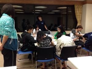 H27新潟妙高研修(QQ・CW1年)14