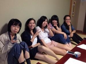 H27新潟妙高研修(QQ・CW1年)4