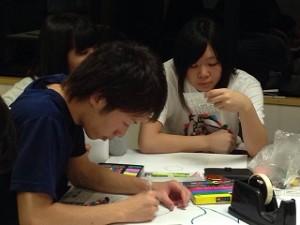 H27新潟妙高研修(QQ・CW1年)15