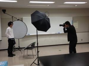 H27卒業アルバム写真撮影6