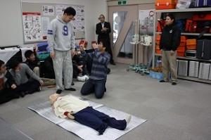 H27異文化論(手話CPR)QQ3年2