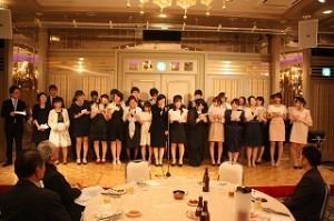 H27卒業式・卒業パーティー25