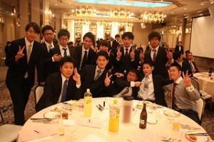 H27卒業式・卒業パーティー21