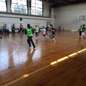 H28ST球技大会 (バスケ1)