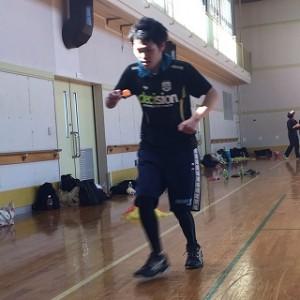 H28ST球技大会 (障害物2)