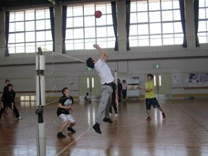 H28ST球技大会 (バレー2)