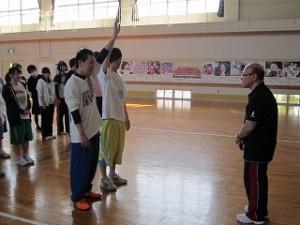 H28ST球技大会 (開会式)