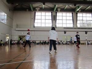 H28ST球技大会 (バレー1)