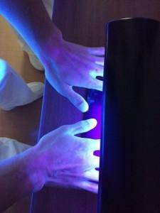 H28ST2年手洗い・ベッドメイキング2