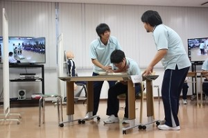 H28救急・介護合同授業1