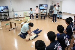 H28救急・介護合同授業2