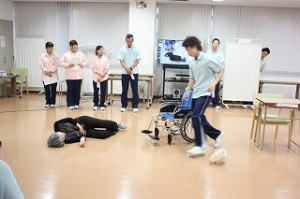 H28救急・介護合同授業6