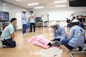 H28救急・介護合同授業8