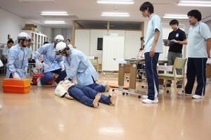 H28救急・介護合同授業4