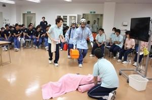 H28救急・介護合同授業7