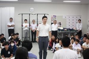 H28QQ公務員試験壮行会9