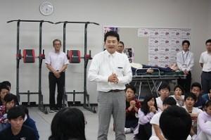H28QQ公務員試験壮行会5