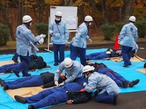H28災害救助演習1