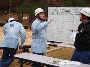 H28災害救助演習2