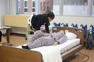 H28介護支援ロボット実習テスト4