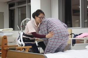 H28介護支援ロボット実習テスト5