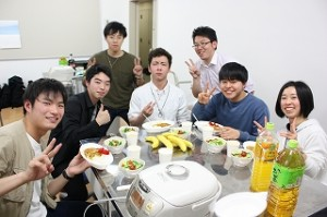 H29新入生・留学生交流会2