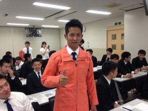 福島市消防本部就職採用説明会 (6)