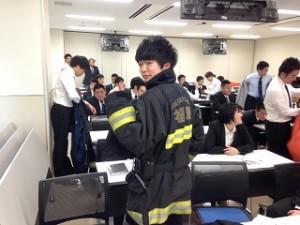 福島市消防本部就職採用説明会 (5)