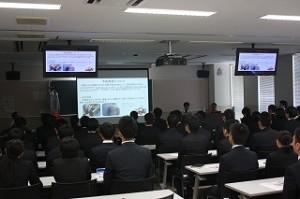 福島市消防本部就職採用説明会 (2)