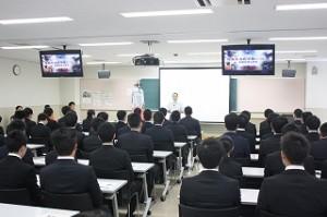 福島市消防本部就職採用説明会 (1)