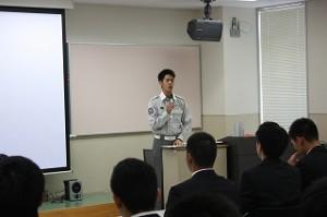 福島市消防本部就職採用説明会 (3)