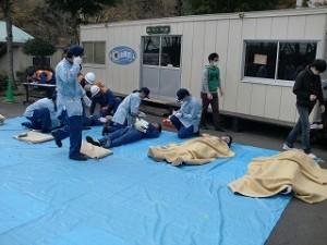 H29災害救助演習 (3)