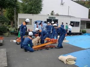 H29災害救助演習 (1)